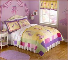 little-girls-small-bedroom-ideas beautiful