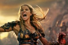 Just finished the Spartacus series. Decided I do like Saxa.