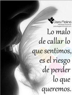 LA REFLEXIONAR... (((Sesiones y Cursos Online www.ciaramolina.com #psicologia #emociones #salud)))