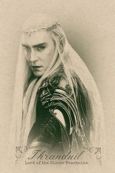 Lord of the Silver Mountains. ♥