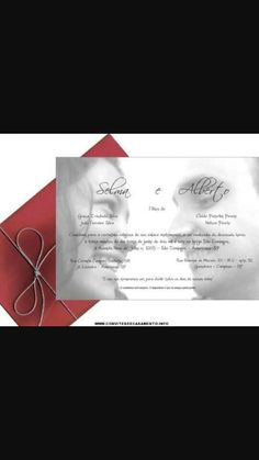 Tipos de convites - convite 2