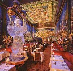 The Russian Tea Room | Famous Restaurants | Pinterest | Russian ...
