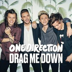 """The new track """"Drag Me Down"""" is the first since Zayn Malik's departure four months ago — and, spoiler, IT IS REALLY DAMN GOOD.   One Direction Release First Single Without Zayn Malik"""