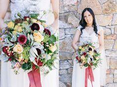 Kate and Tim's Sparkling Alpine Wedding