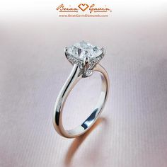 Solitaire Engagement Rings Princess Cut - Princess Cut Engagement Rings, love this setting!