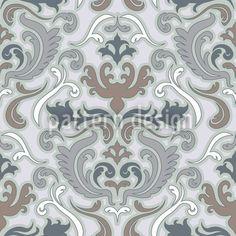 Ornate-Pattern-Design, designed by Martina Stadler    High-quality Vector Pattern from patterndesigns.com