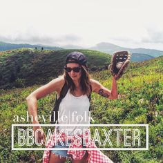 AshevilleFolk.com | This week, we're excited to see Asheville through the eyes of @bbcakesbaxter also know as Libby. Libby cooks, bikes and has called Asheville home for just a year and half. When not en route to the kitchen, you'll find her reading or doodling on her stoop. Follow @AshevilleFolk on Instagram to see her favorite local spots!