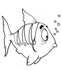 Preschool Fishing Printable Coloring Pages Trials Ireland