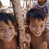 Young Cambodian children. Trueworldtravels.com