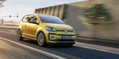 VW presents highly customizable Up ahead of 2016 Geneva Motor Show unveiling