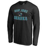 Size XLT Men's San Jose Sharks Black Victory Arch Big