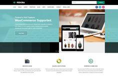 Fedora HTML5 Template