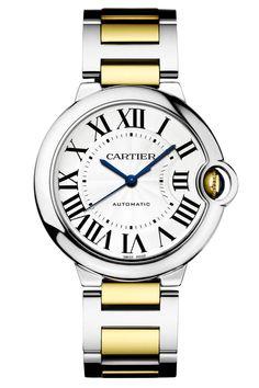Wish List: Mallory Schlau - 13) Cartier Watch
