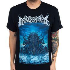 Band Merch, Band Shirts, Blue Crystals, Indie, Long Sleeve, Mens Tops, Metal, Fashion, Moda