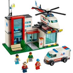ben - LEGO CITY Helicopter Rescue Play Set