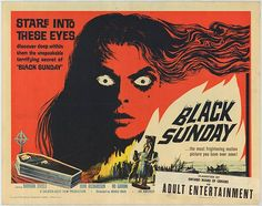 La Mashera del Demonio ( aka Black Sunday aka Le Masque du Démon) - Mario Bava 2 differents scores has been realised for the movie. Les Baxter one starts at . Gothic Horror, Retro Horror, Vintage Horror, Horror Movie Posters, Horror Films, Horror Art, Cinema Posters, Cult Movies, Scary Movies