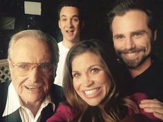 Boy Meets World Reunion: Ben Savage, Danielle Fishel, Rider Strong and William Daniels Come Together Once Again! Boy Meets World Cast, Girl Meets World, William Daniels, Rider Strong, Cory And Topanga, Ben Savage, Danielle Fishel, Boy Meets Girl, Cartoon Network Adventure Time