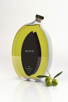 Inizio Olive Oil (Concept) by Brandtailor