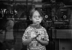 Window Boy in San Francisco by Terence Ford