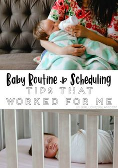 Baby Routine and Sch
