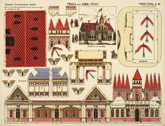 VILLA PRES LIMA ( PÉROU) - Castle in the Air Online Shoppe
