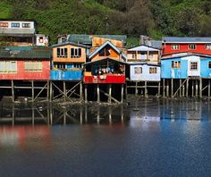 Fantasy Island - Chiloé, Chile | IN Lan Magazine - December 2012