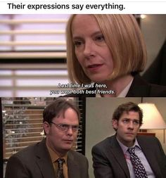 Best Of The Office, The Office Show, Really Funny Memes, Funny Relatable Memes, Funny Jokes, Funny Stuff, Random Stuff, Office Jokes, Funny Office
