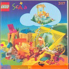 LEGO Scala Flashy Pool
