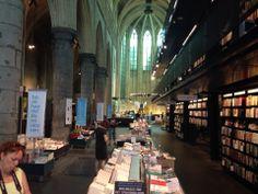 Boekhandel Dominicanen in Maastricht, Limburg