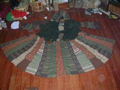 tutorial gypsy coat