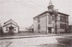 Vintage Johnstown: First Chestnut Street School