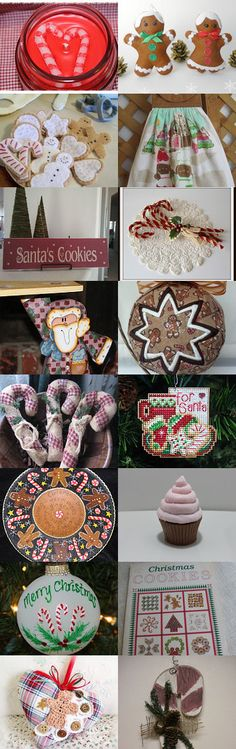 CHRISTMAS TREATS from the HDM Team by Maryann on Etsy--Pinned with TreasuryPin.com