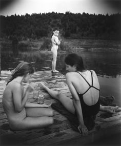 """SALLY MANN: """"Sally Mann's Immediate Family - The Unflinching and Unafraid Childhood"""" (2006)"""