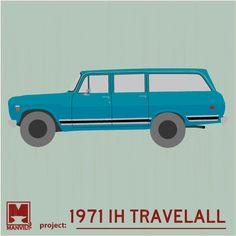 International Harvester Travelall