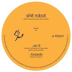 "▶ Shit Robot: ""OB-8"" | Tracks | Pitchfork - Great #music track for #Bass #SVSound #soundrevolution"