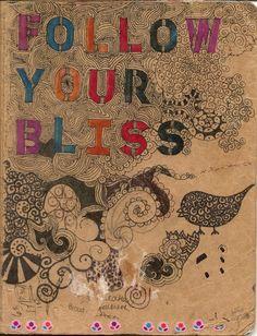 quote: Joseph Campbell  artist: Allucinere