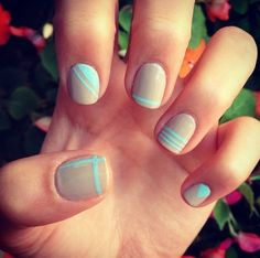 15 Cute Nail Art Ideas for Spring!