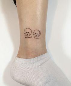 Conheça as tatuagens minimalistas desse tatuador coreano | Virgula