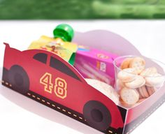 Red Race Car Printable LUNCH / SNACK TRAY by paperandcake on Etsy Birthday Lunch, Race Car Birthday, Race Car Party, 2nd Birthday Parties, Race Cars, Hot Wheels Birthday, Hot Wheels Party, Car Snacks, Lunch Snacks