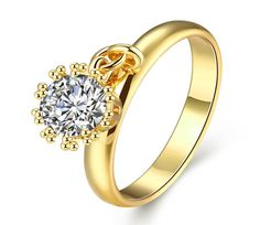 Cheap Rings, Buy Directly from China Suppliers:TANGKA personality steel chain flower shape ring female titanium steel jewelry cute female party zircon ring high quality Silver Wedding Rings, Wedding Rings For Women, Wedding Ring Bands, Steel Jewelry, Jewelry Rings, Tungsten Wedding Bands, Tungsten Rings, Tungsten Carbide, Charm Rings