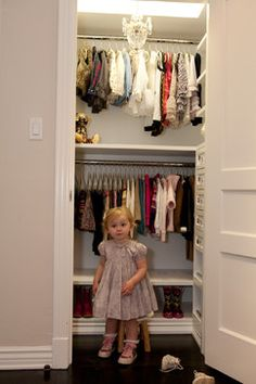 Storage & Closets Photos Small Closet Design, Pictures, Remodel, Decor and Ideas - page 2