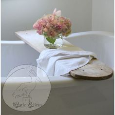 Vintage Bathtub Tray ($98) ❤ liked on Polyvore featuring home, bed & bath, bath, bath accessories, outdoor tray, bathtub tray, bath tub caddy, vintage bath accessories and vintage bathroom accessories
