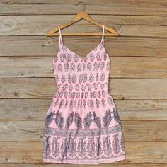Paisley Haze Dress: Alternate View #1