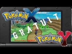 Télécharger Pokemon X et Y ROM Gratuit et Nintento 3DS Emulateur PC