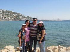 Me, Alyona, Rachita & Kriti