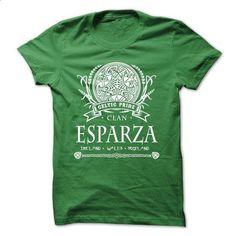 ESPARZA Celtic Pride - #camo hoodie #victoria secret sweatshirt. ORDER HERE => https://www.sunfrog.com/Names/ESPARZA-Celtic-Pride.html?68278