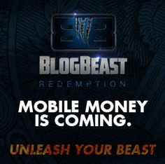 THE BEAST IS COMING!  are you Positioned for Success?  Get Grand Fathered In! Ask me how?