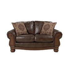 Rodlann DuraBlend   Antique   Loveseat At McDonaldu0027s Fine Furniture In  Lynnwood WA