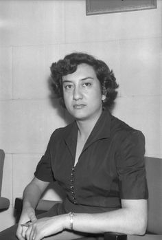 Dolores Castro, the Mexican poet. Dolores Castro and Rosario Castellanos were very good friends. They met in la prepa in Mexico City. In 1950, they both took the SS Argentina to Spain where they studied for a year. I don't know the date of this photograph but I imagine that Dolores Castro could be in her 20's or possibly in her 30's.