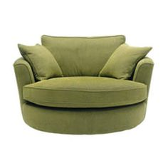 Genial Round Comfy Chair
